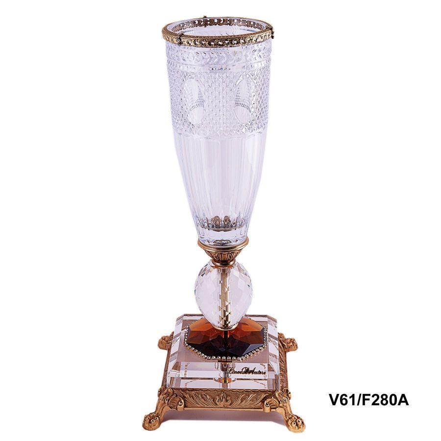 """Ваза хрустальная """"Siviglia"""" V61/F280A"""