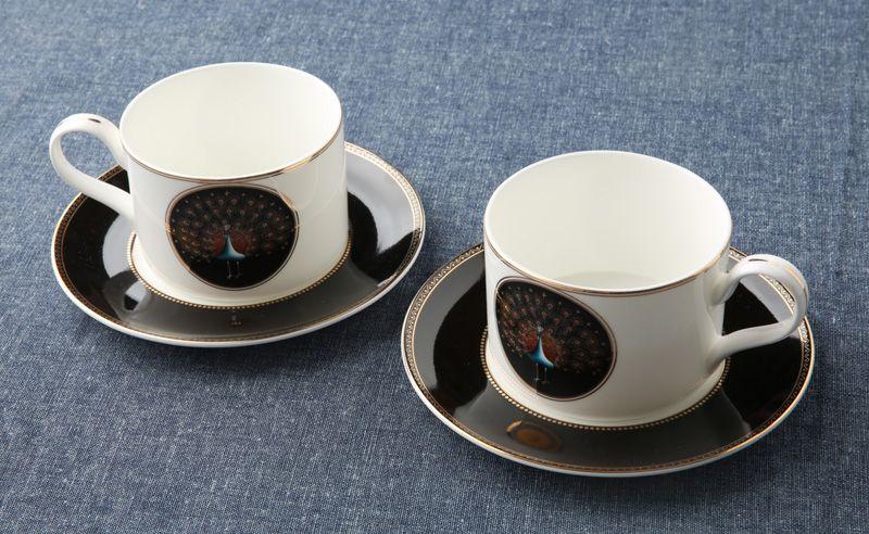 """Чайный набор на 2 персоны """"Персия"""", 4 пр."""