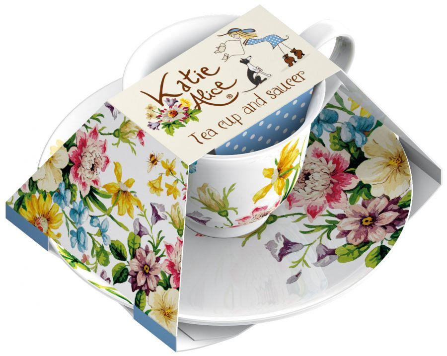"Чайная пара ""Английский сад"" Флорал"