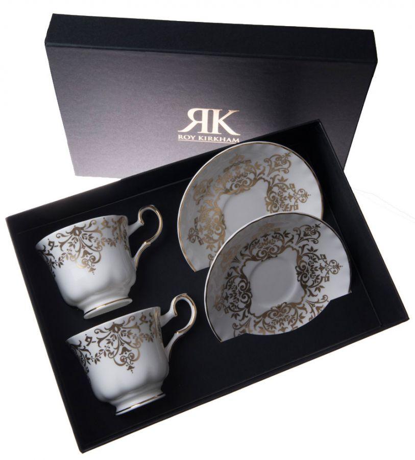 """Чайный набор на 2 персоны """"Букингемский дворец"""""""