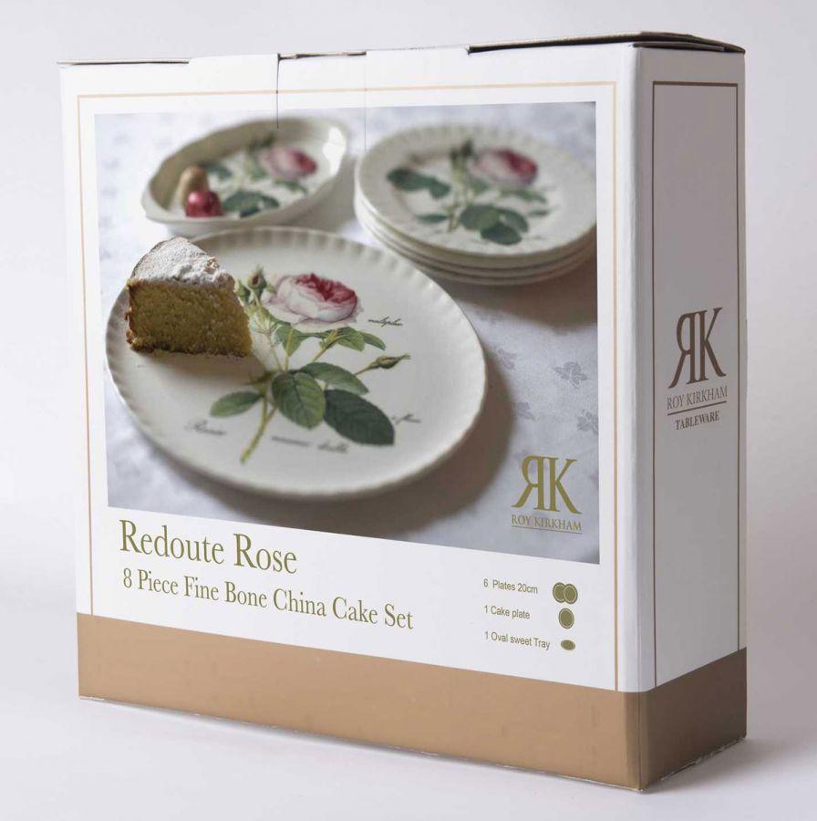 """Набор для торта """"Роза Редаут"""""""