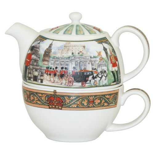 "Чайник на одного ""Гвардейцы"", 0.5 л"