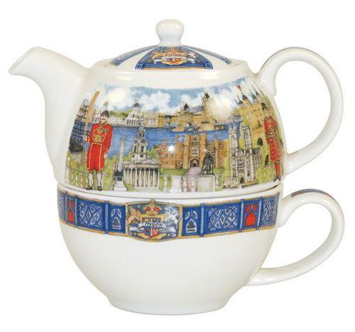 """Чайник на одного """"Темза"""", 0.5 л"""