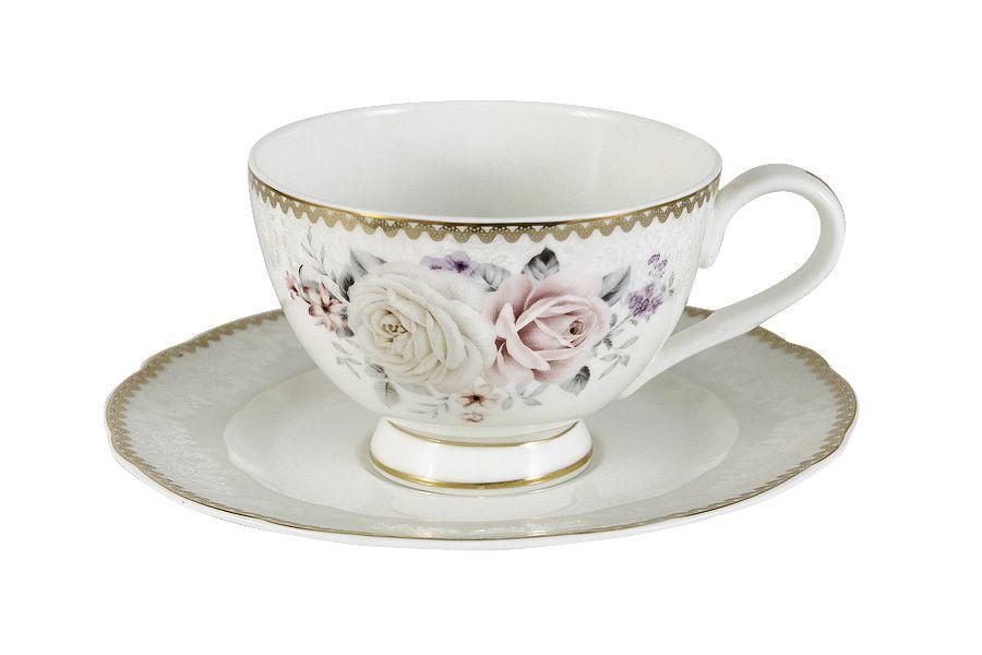 """Чайный набор на 1 персону """"Гармония"""", 0.25 л, 2 пр."""
