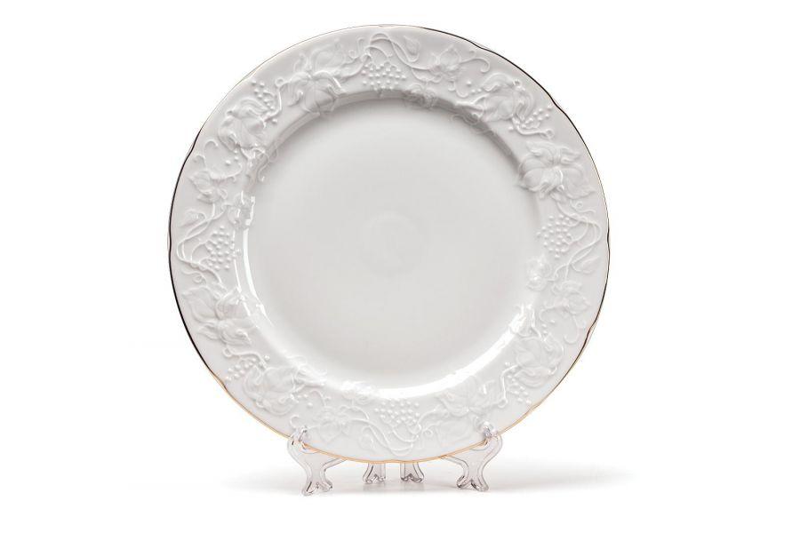 Тарелка 21 см, Filet Or (Vendange)