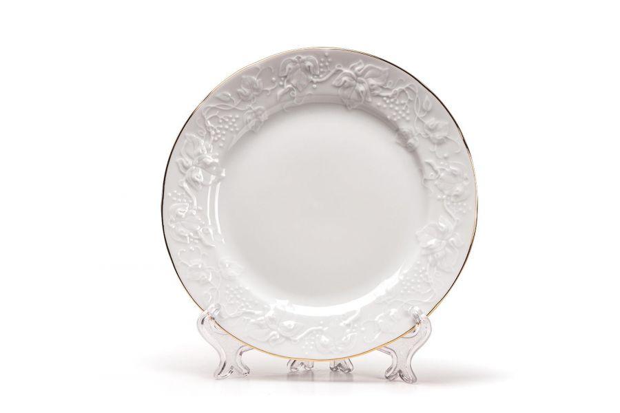 Тарелка десертная 16 см, Filet Or (Vendange)