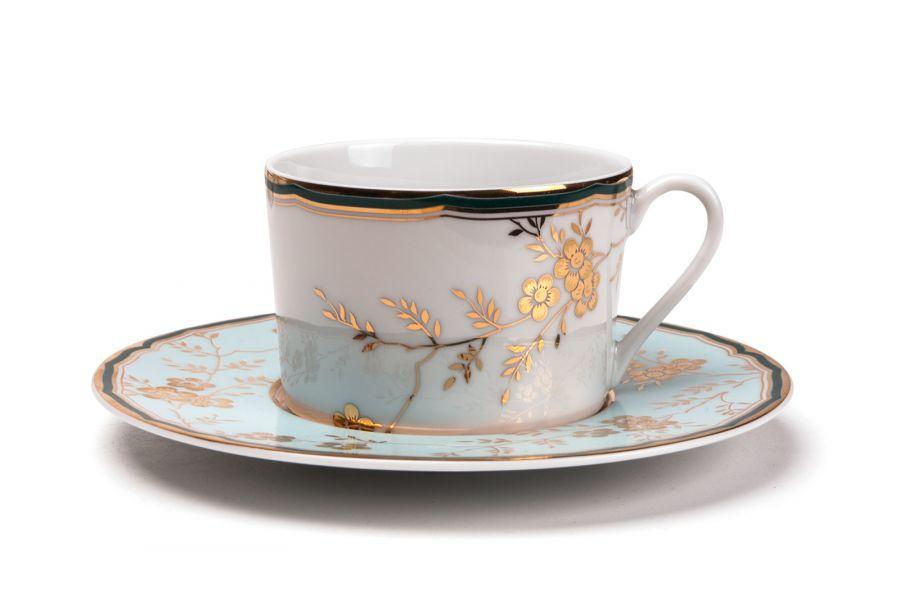 Чайный набор на 6 персон Belle epoque (Zen), 220 мл, 12 пр.